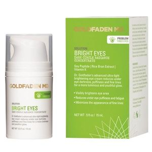 NIB Goldfaden MD Bright Eyes for Dark Circles
